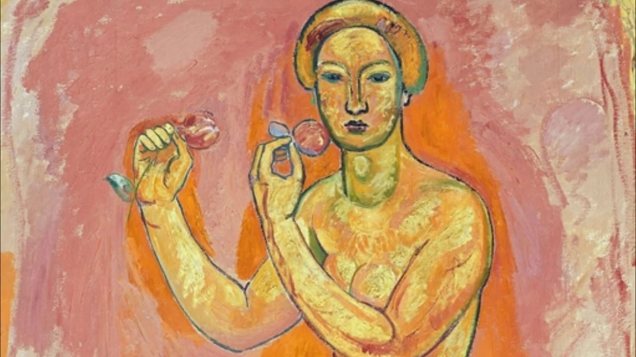 Amiet Cuno 1868 1961 Symbolism Post Impressionism Art