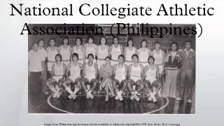 National Collegiate Athletic Association (Philippines)