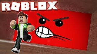 PUT US WELL on the WALL and KILLED MAD at ROBLOX l l Speeding Wall/Game Safi