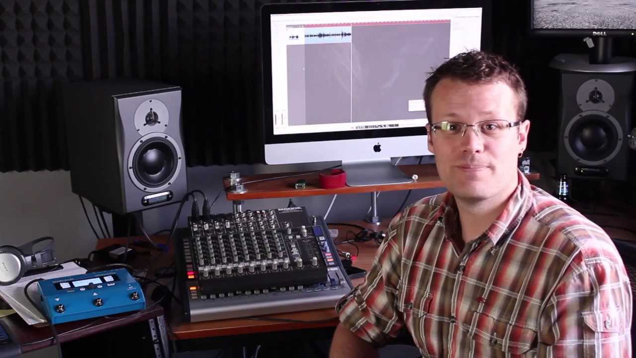 Tc Helicon Mixer Setup Gain Staging And Vocal Processors Youtube Guitar Wiring Two Volume One Tone