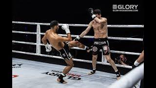 GLORY 54: Harut Grigorian vs Alim Nabiyev - Full Fight