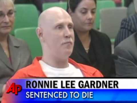 Utah To Execute Condemned Killer By Firing Squad