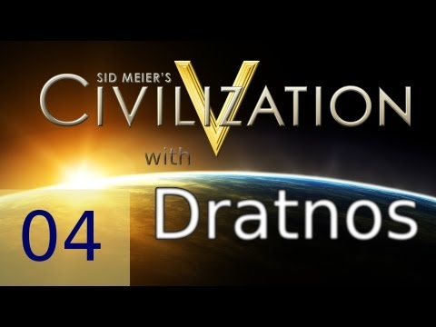 Civilization 5 - E4: Embassies!
