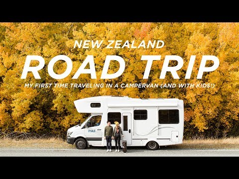 A Road Trip through New Zealand