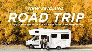 A Road Trip through New Zealand