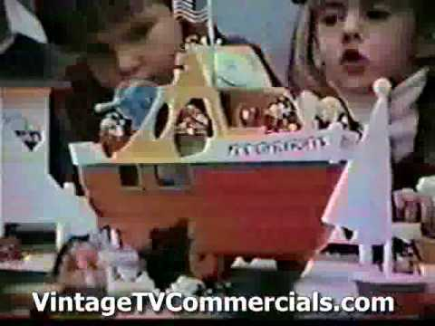 WEEBLES WORLD COMMERCIAL