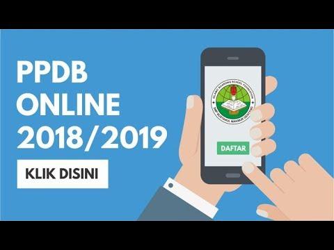 Cara Mendaftar PPDB 2018/2019 Online SMP Bustanul Makmur via Smartphone