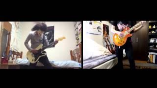 Slipknot - Eyeless {Guitar Cover}