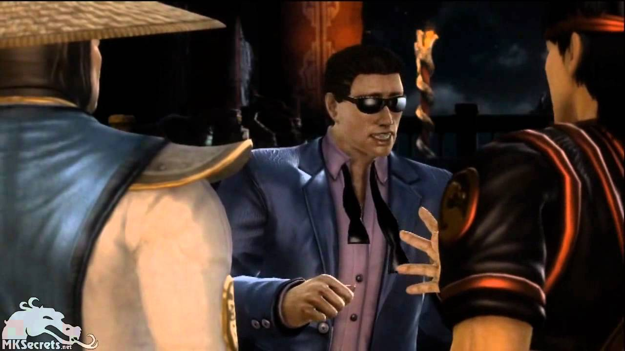 [HD] Mortal Kombat 9 (2011) - Story Mode - Chapter 1 - Johnny Cage