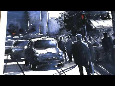 Watercolor  Art  Abstract ART  Modern Art  artwork  Contemporary Artwork  old  art