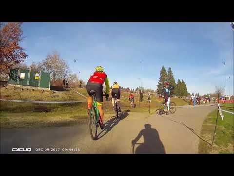 12/09/17 Sacramento Cyclocross Race 7 at Maidu Park