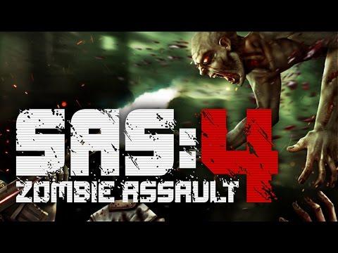 ZOMBIE PROBLEM! | SAS: Zombie Assault 4 - Gameplay!