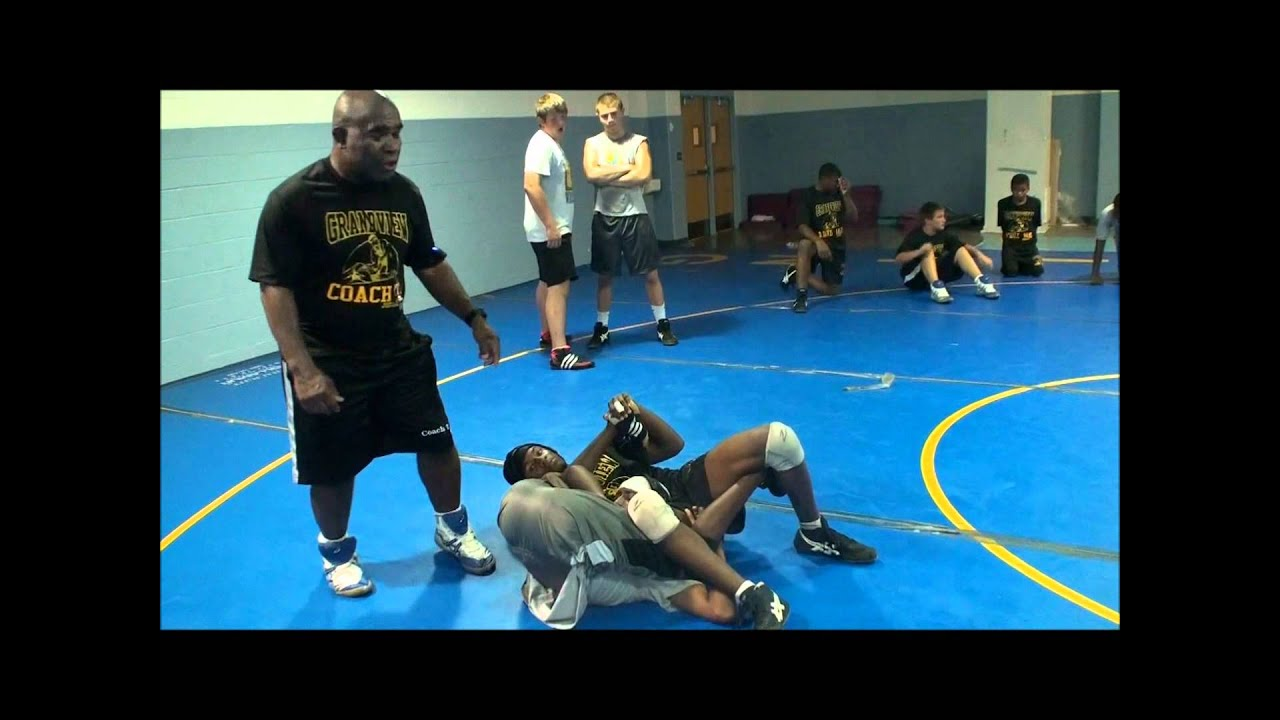 Wrestling Training and Conditioning Using Resistance Bands