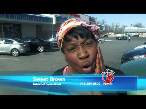 Funny Sweet Brown Dental Commercial