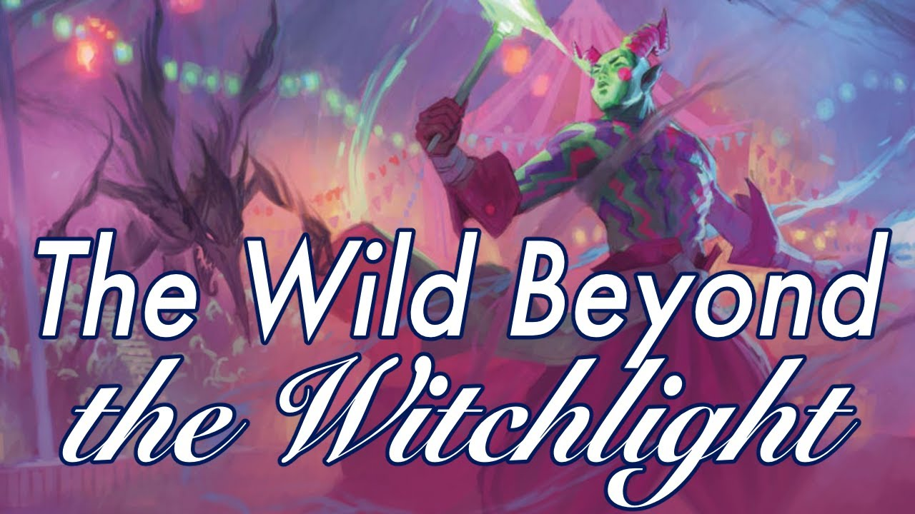 Davvy's review of The Wild Beyond the Witchlight