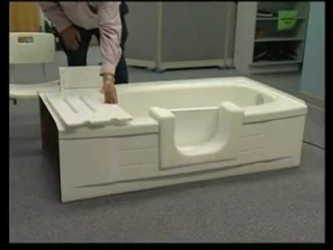 Safety Bathtubs   Walk In Bathtubs   Accessible Bathtubs   Bathtub  Conversions   YouTube