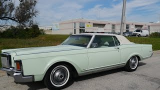 1971 Lincoln Continental MK 3  ***FOR SALE***