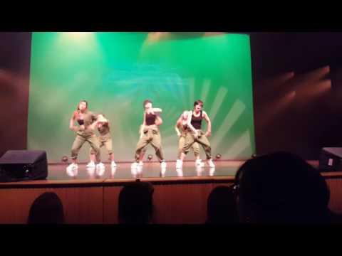 B-WARE [KPOP MIX ] {Dance Cover} KPop World Festival ' 16 in Ottawa