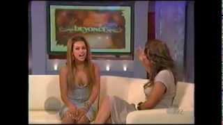 Beyonce on Tyra Banks Show (2006)