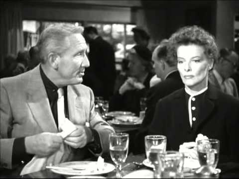 Pat and Mike (1952) - Spencer Tracy - Katharine Hepburn