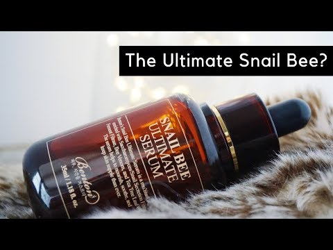 Ultimate Snail? | Benton Snail Bee Ultimate Serum Review