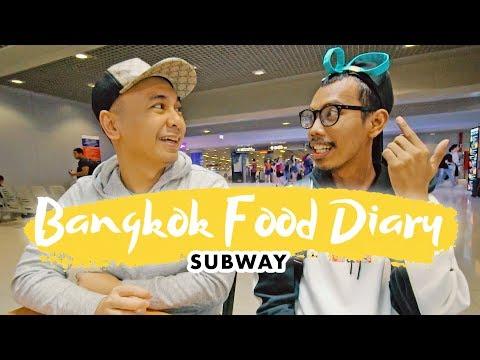 SANDWICH ANDALAN GUE! - BANGKOK FOOD DIARY EPS. 1