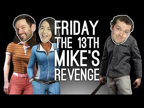 Friday the 13th The Game: MIKE'S REVENGE! (Let's Play Friday the 13th on Xbox One)