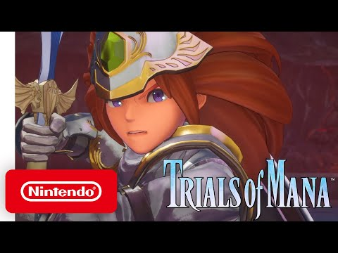 Trials of Mana – Your Adventure Begins Trailer – Nintendo Switch