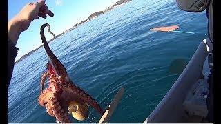 最強寒波の日のボート釣りがすごかった thumbnail