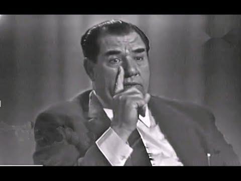 الراحل خير الله طلفاح  يتحدث في عام 1972 عن انجازات ثورة البعث خلال 4 سنوات من الحكم