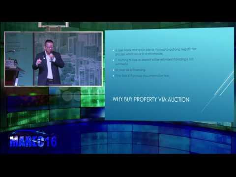 MAREC'16 - Selling Properties via Auction