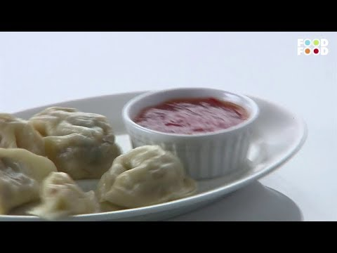 Steamed Momos   Go Healthy   Chef Sanjeev Kapoor   FoodFood