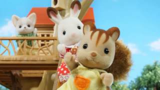 Sylvanian Families Childrens Treehouse