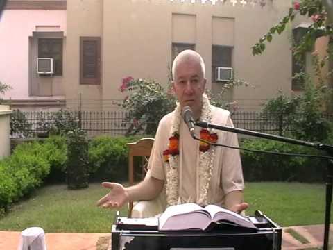 Шримад Бхагаватам 11.3.24 - Чайтанья Чандра Чаран прабху