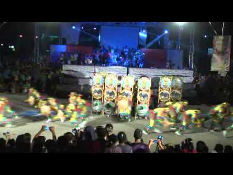 Court Dancing Competition 2012, P.A. Paterno Elementary School