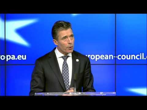 NATO Secretary General - Press Conference at the European Council, 19 December 2013, 2/2