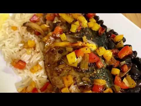Homemade  Roasted Mackerel with Garlic and Paprika