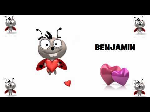 Joyeux Anniversaire Benjamin Youtube