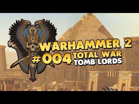 Total War: WARHAMMER II 👑 Rise of the Tomb Kings #004 [Deutsch/German][Let's Play]
