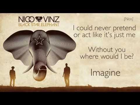 Nico & Vinz - Imagine (Lyrics)