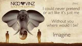 Nico & Vinz - Imagine (Lyrics)