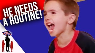 Implementing a Routine | Supernanny