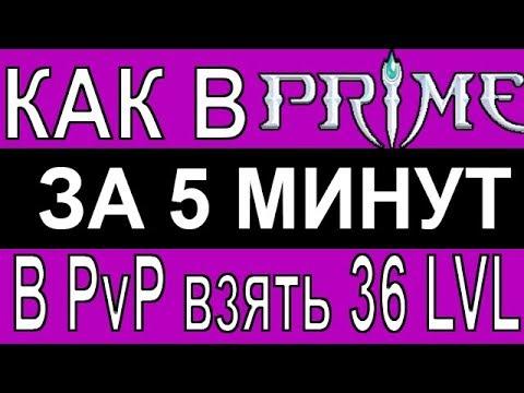 видео: Как в prime world в pvp взять 36 лвл за 5 минут