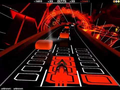 Audiosurf#1-Undertale Remixed - Spider Dance (Holder Remix) Muffet Theme