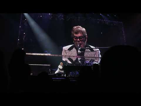 "Elton John live ""Someone Saved My Life Tonight"" Farewell Yellow Brick Road tour 2018 Mp3"