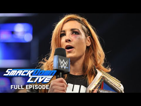 WWE SmackDown LIVE Full Episode, 13 November 2018