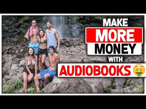 Make More Money in Your Self Publishing Business | LONGER AUDIOBOOKS!
