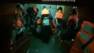 Gaza Flotilla Inside Footage Of Attack.wmv