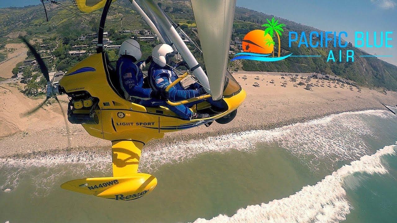 Pacific Blue Air - Revo Light Sport Trike!