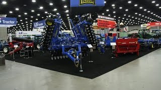 Landoll Exhibit at the 2016 National Farm Machinery Show